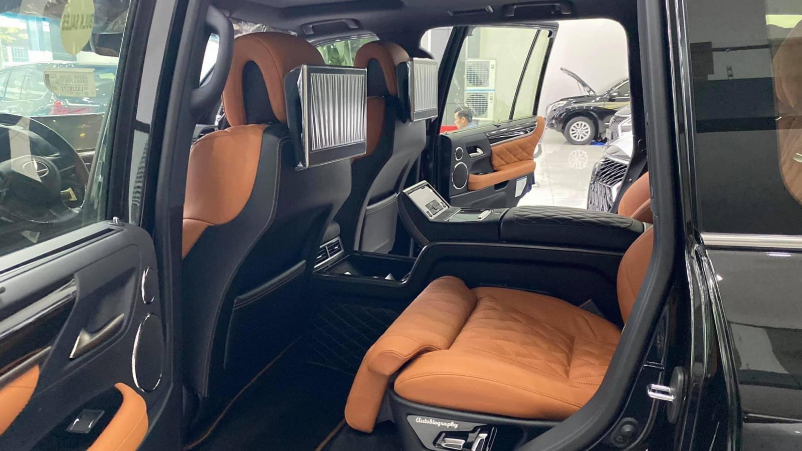 Bán Lexus LX570 Super Sport Autobiography MBS phiên bản 4 chỗ cao cấp siêu vip