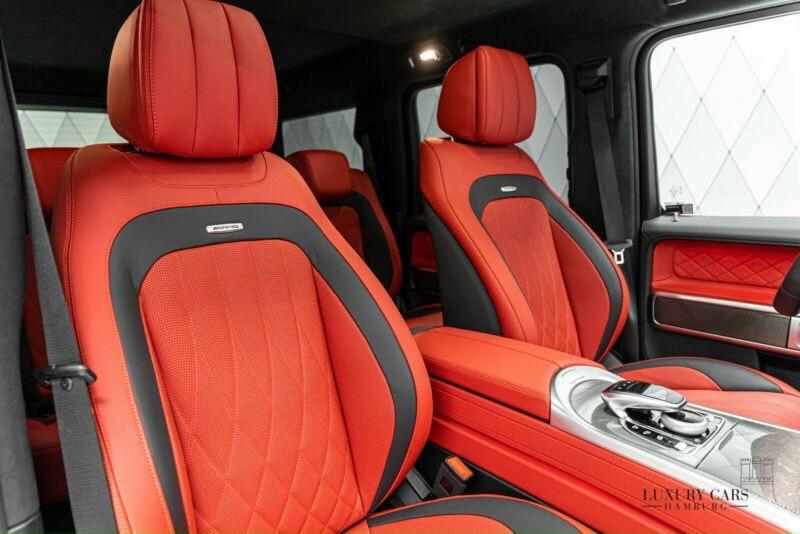 Bán xe Mercedes-Benz G63 Night Packge sản xuất năm 2021, mới 100%.
