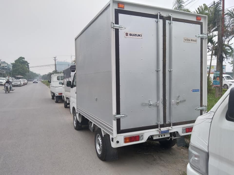 Suzuki 8 Tạ  Carry  Pro KM Giảm Giá
