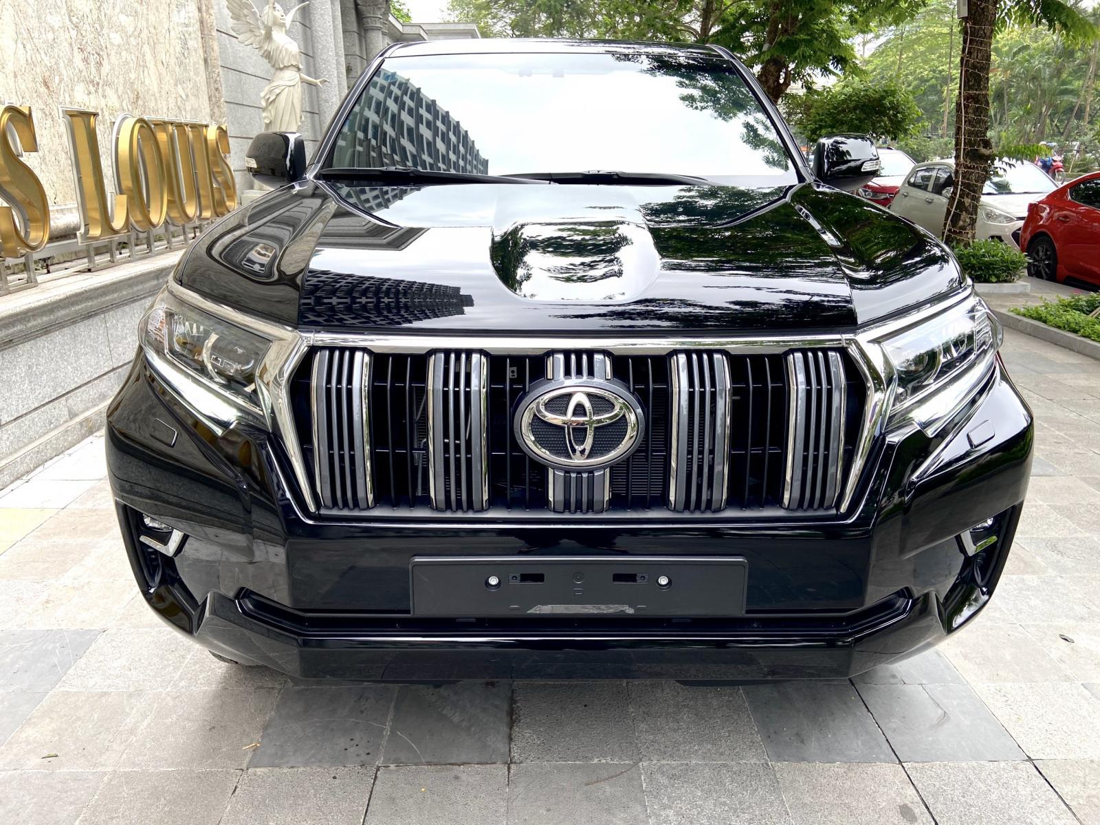 Bán Land Cuiser Prado VX model 2021 mới nhất Việt Nam