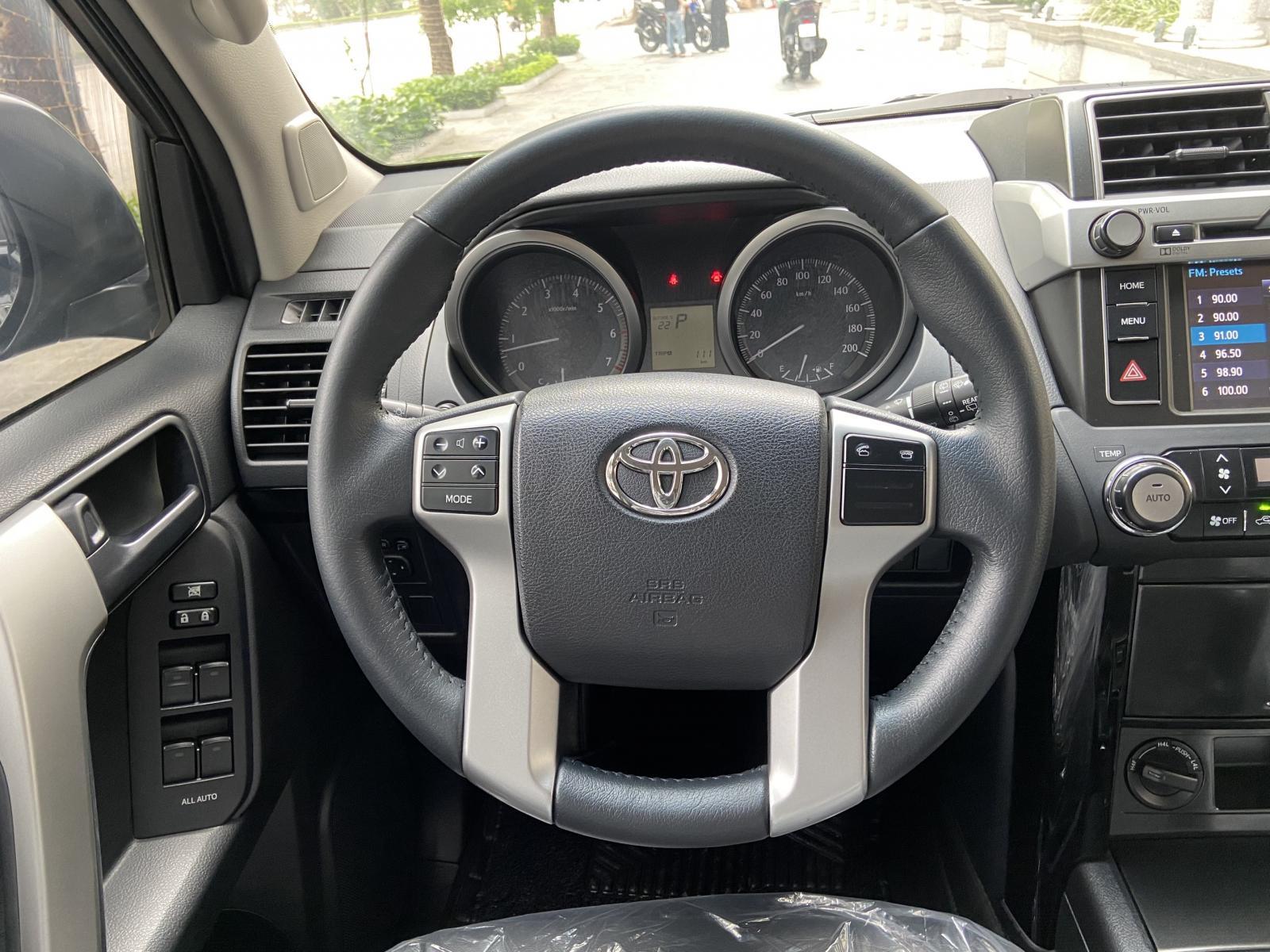 Bán Land Cruiser Prado TXL 2016 mới nhất Việt Nam