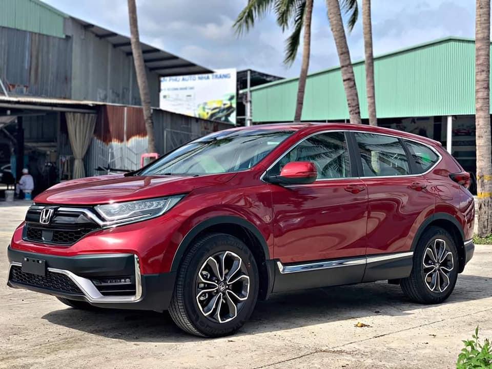 Honda Sài Gòn - Honda CRV Sensing giao xe ngay đủ màu - Khuyến mãi khủng bằng tiền mặt, bảo hiểm, phụ kiện, bảo hiểm