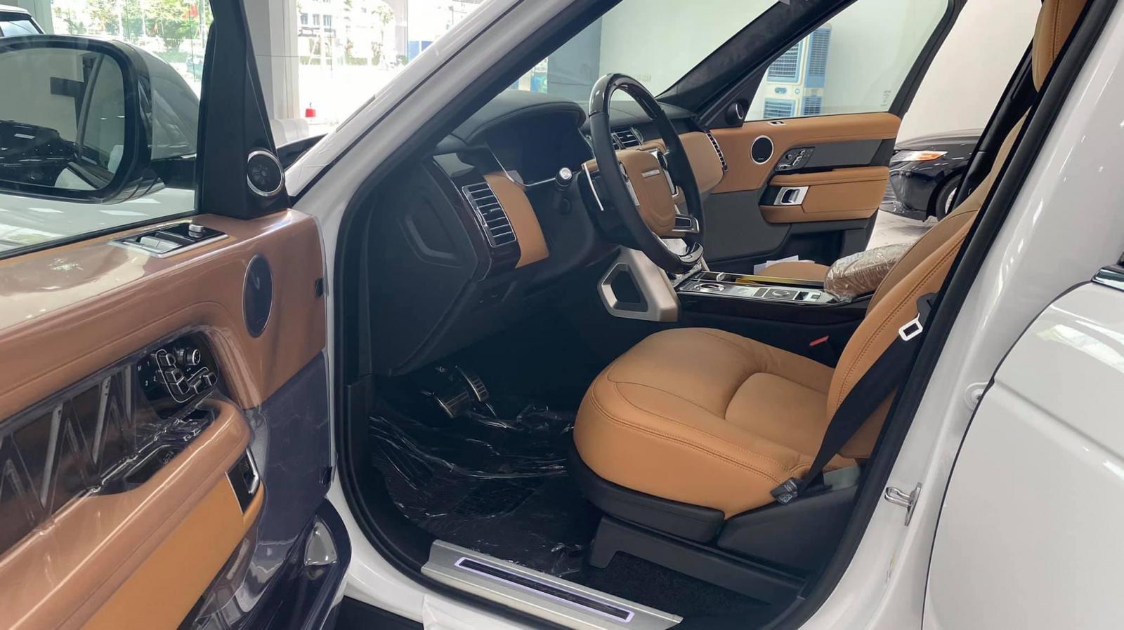 Bán Range Rover Autobiography LWB 3.0 sản xuất 2021, mới 100%. Xe giao ngay