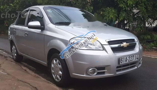 Gia Nh Bn Xe Chevrolet Aveo Sn Xut 2012 Mu Bc