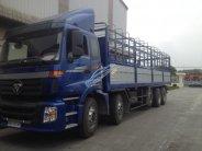 Xe tải Auman 5 chân, tải 20.5 tấn, thùng dài 9.7m giá 1 tỷ 300 tr tại Hà Nội