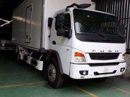 Bán xe tải Fuso 7.2 tấn thùng kín bảo ôn, xe mới giao ngay giá 735 triệu tại Tp.HCM