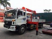 Auman gác cẩu Kanglim 5 tấn nâng người làm việc trên cao giá 1 tỷ 400 tr tại Hà Nội