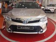 Bán Toyota Camry 2.5Q đời 2017 100%, khuyến mãi khủng, giảm tiền mặt hơn 50Tr, hỗ trợ vay 90% giá 1 tỷ 254 tr tại Tp.HCM