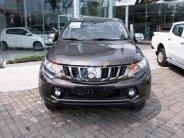 Mitsubishi Motors Đà Nẵng báo giá Triton đời 2017, màu nâu, nhập khẩu chính hãng giá 606 triệu tại Đà Nẵng