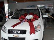 Chevrolet Trường Chinh cần bán xe Chevrolet Aveo LT, hỗ trợ vay 100% màu trắng giá 459 triệu tại Tp.HCM