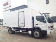 Bán xe tải Fuso FI nhập khẩu tải trọng hàng 7.2 tấn giá 750 triệu tại Tp.HCM