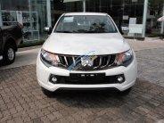 Xe bán tải Mitsubishi Triton một cầu, số tự động, giá tốt, có bán trả góp lãi suất thấp, Mr. Hưng: 0901.17.15.15 giá 606 triệu tại Đà Nẵng