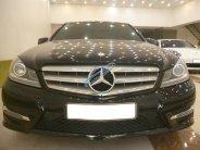 Bán Mercedes C300 Plus AMG đời 2013, màu đen, xe nhập giá 980 triệu tại Hà Nội