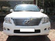 Lexus 570 màu trắng, nội thất kem, sản xuất 2010, đăng ký lần đầu biển Hà Nội siêu vip, biển tứ quý giá 3 tỷ 400 tr tại Hà Nội