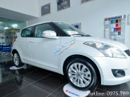 Cần bán Suzuki Swift đời 2018, màu trắng, 569 triệu giá 569 triệu tại Hà Nội