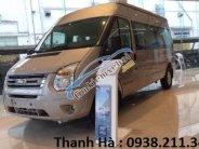 Ford Transit 2018 giao ngay, hotline City Ford: 0938 211 346 khi bạn đang suy nghĩ đắn đo giá 815 triệu tại Bình Phước