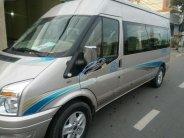 Bán xe Ford Transit SLX luxury đời 2015, màu bạc giá 670 triệu tại Tiền Giang
