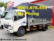 Bán xe Hino 1T9/ đại lý xe tải Miền Nam- Hỗ trợ vay vốn 95% giá 600 triệu tại Tp.HCM