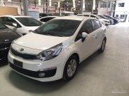 Bán Kia Rio 1.4 AT đời 2018, màu trắng, nhập khẩu chính hãng giá 510 triệu tại Bắc Ninh