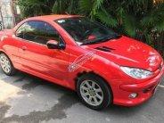 Bán Peugeot 206 đời 2006, màu đỏ, xe nhập chính chủ, giá 378tr giá 378 triệu tại Tp.HCM