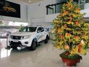 Bán Nissan Navara đời 2018, màu trắng, nhập khẩu   giá 815 triệu tại Tp.HCM