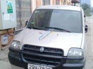 Bán Fiat Doblo 1.6 đời 2005, màu bạc giá cạnh tranh giá 130 triệu tại Hà Nội