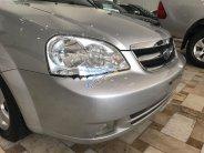 Cần bán gấp Daewoo Lacetti đời 2011, màu bạc số sàn giá 280 triệu tại Khánh Hòa
