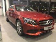 Bán Mercedes C200 đời 2017, màu đỏ giá 1 tỷ 489 tr tại Đà Nẵng