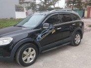 Bán Chevrolet Captiva LT 2.4 MT sản xuất 2008, màu đen  giá 289 triệu tại Nghệ An