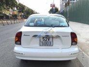 Bán ô tô Daewoo Lanos SX năm 2003, màu trắng giá 138 triệu tại Tp.HCM