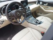 Bán xe Mercedes GLC 300 4Matic đời 2018, màu nâu giá 2 tỷ 149 tr tại Tp.HCM