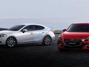 Bán xe Mazda 3 AT đời 2018, màu trắng giá 659 triệu tại Tây Ninh