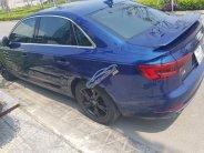 Cần bán gấp Audi A4 năm sản xuất 2016, màu xanh lam, nhập khẩu giá 1 tỷ 550 tr tại Đà Nẵng