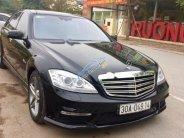 Cần bán gấp Mercedes S63 AMG đời 2007, màu đen, nhập khẩu nguyên chiếc, chính chủ giá 1 tỷ 86 tr tại Hà Nội
