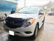 Bán Mazda BT 50 3.2L năm 2015, màu trắng, nhập khẩu, mới chạy 45.000km giá 600 triệu tại Quảng Ninh