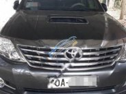 Cần bán lại xe Toyota Fortuner G đời 2015, màu xám, giá chỉ 816 triệu giá 816 triệu tại Đồng Nai