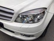 Bán Mercedes C230 Avantgarde 2009, màu trắng giá cạnh tranh giá 485 triệu tại Tp.HCM