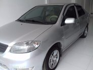 Cần bán gấp Toyota Vios đời 2004, màu bạc, nhập khẩu chính hãng, 220 triệu giá 220 triệu tại Khánh Hòa