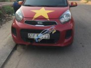 Bán xe Kia Morning 1.0 MT 2015, màu đỏ giá 242 triệu tại Tp.HCM
