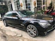 Bán BMW 7 Series 730Li đời 2010, màu đen, nhập khẩu  giá 1 tỷ 495 tr tại Khánh Hòa
