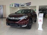 Bán Honda CR V L đời 2018, màu đỏ, nhập khẩu giá 1 tỷ 68 tr tại Hà Nội