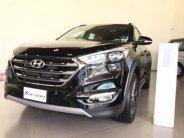 Bán Hyundai Tucson 1.6 AT Turbo sản xuất 2018, màu đen giá 890 triệu tại Tp.HCM