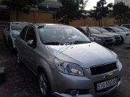 Cần bán lại xe Chevrolet Aveo LT sản xuất 2017, màu bạc như mới giá 350 triệu tại Đồng Nai