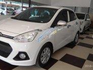 Bán xe Hyundai Grand i10 1.2 AT năm sản xuất 2016, màu trắng, nhập khẩu nguyên chiếc, giá 430tr giá 430 triệu tại Hà Nội