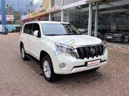 Cần bán lại xe Toyota Land Cruiser Prado đời 2017, màu trắng, xe nhập giá 2 tỷ 330 tr tại Hà Nội