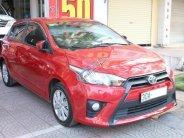 Bán Toyota Yaris 1.3AT 2014, màu đỏ, xe nhập như mới, giá cạnh tranh giá 525 triệu tại Hà Nội