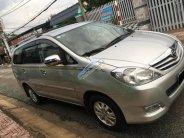 Bán Toyota Innova G năm sản xuất 2008, màu bạc   giá 315 triệu tại Tp.HCM