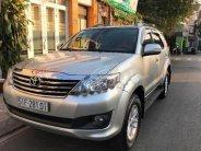 Bán Toyota Fortuner năm sản xuất 2012, màu bạc chính chủ giá 710 triệu tại Tp.HCM