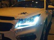 Bán Chevrolet Cruze LTZ đời 2017, màu trắng như mới, 550 triệu giá 550 triệu tại Hà Nội