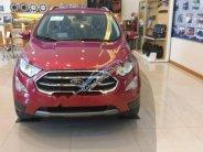 Bán Ford EcoSport 2018, màu đỏ giá 648 triệu tại Hà Nội
